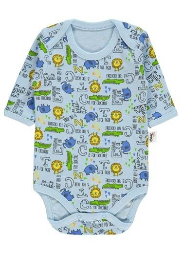 Civil Baby Body Mavi